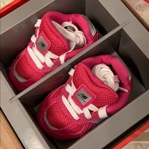 NWT baby New Balance sneaker
